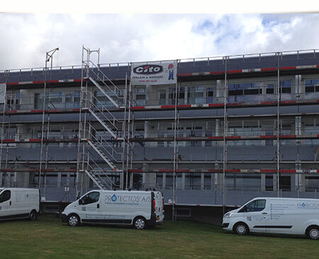 Bygnings-renovering